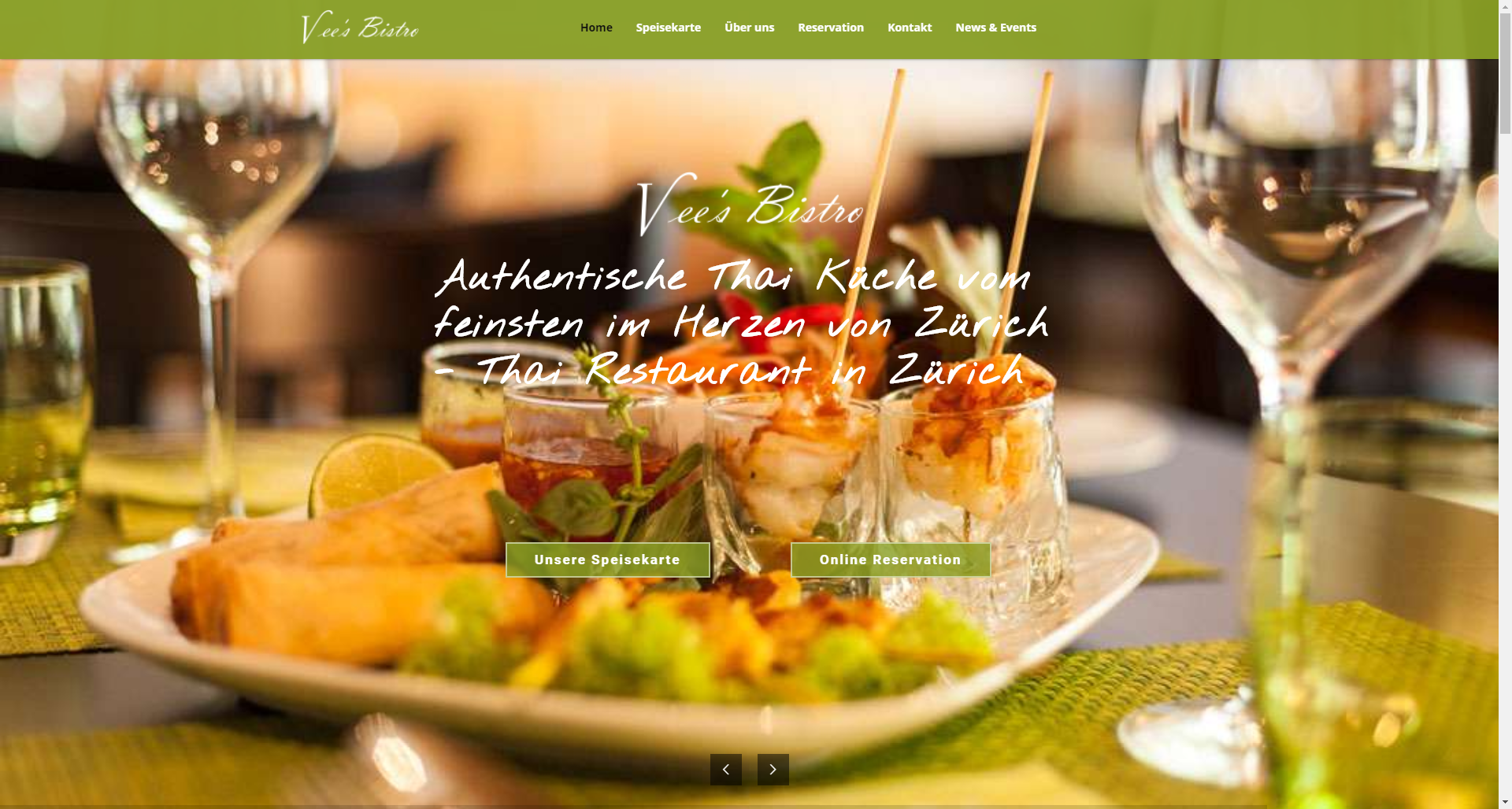 Vees Bistro - Thai Restaurant and Take Away
